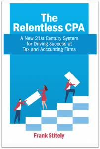 Buchcover Relentless CPA