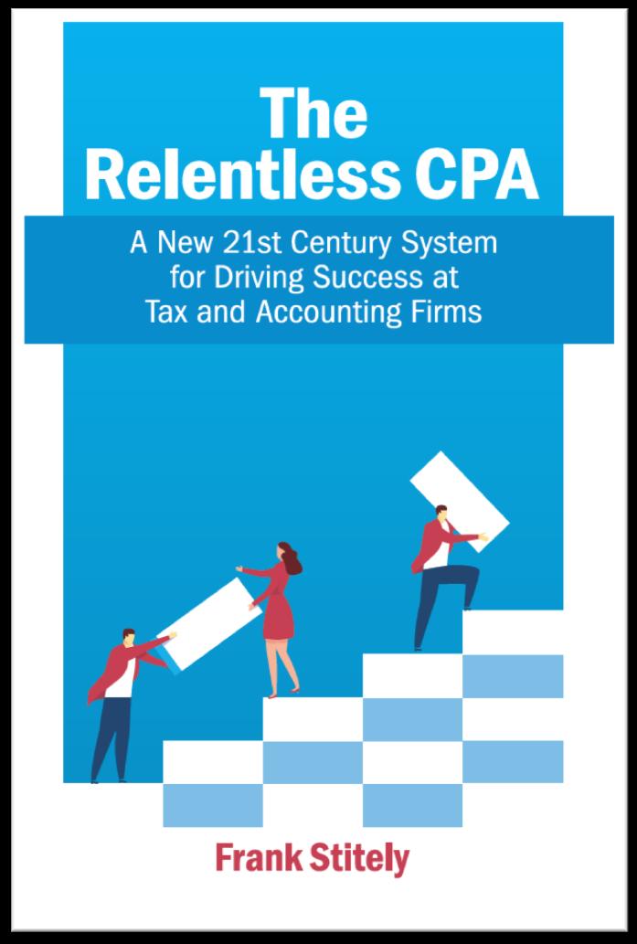 Buchcover Relentless CPA