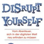Cover disrupt yourself
