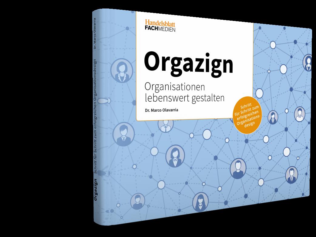 Buchcover Orgazign