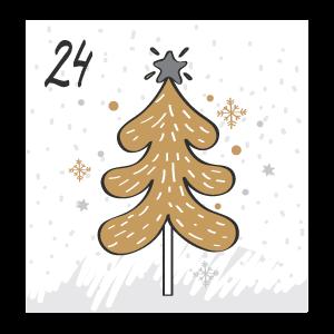 #24 Die Weihnachtsruhe geniessen...