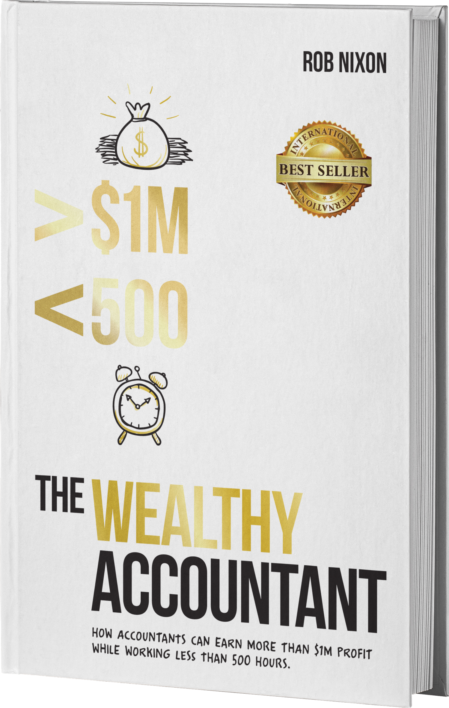 Cover Wealthy Accountant