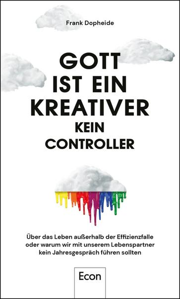 Cover Gott ist ein Kreativer